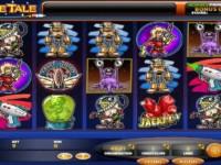 Space Tale Spielautomat