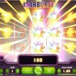 große Gewinne bei Spielautomat Starburst