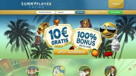10€ Einzahlen, 40€ Bonusguthaben bekommen und mit 50€ spielen!