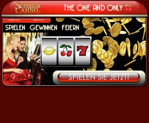 Superior Casino im Test