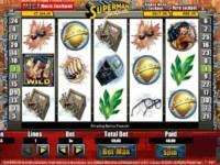 Superman Jackpots Spielautomat