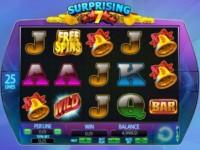 Surprising 7 Spielautomat