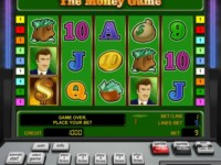 The Money Game Spielautomat
