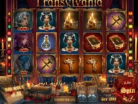 Transylvania Spielautomat