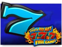 Triple Red Hot 7s Free Game Spielautomat
