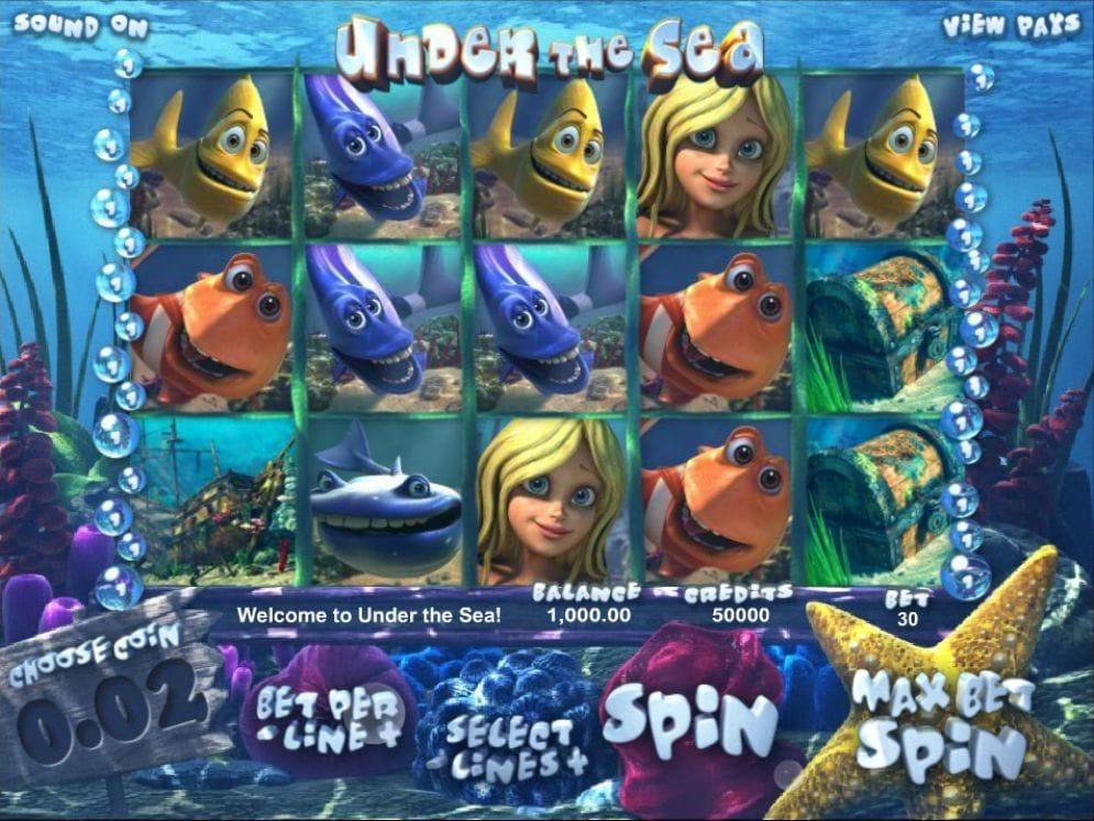 Under the Sea Geldspielautomat