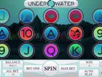 Under Water Spielautomat