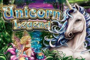Unicorn Legend Geldspielautomat ohne Anmeldung