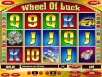 Wheel of Luck Spielautomat