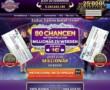80 Grats Spins an Jackpot Slots oder 20€ für 1€ Einzahlung