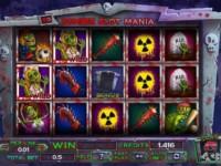 Zombie Slot Mania Spielautomat